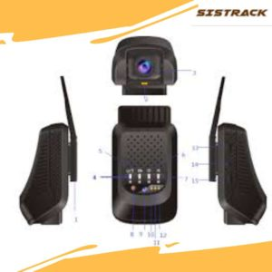 GPS Tracker dengan Fitur Lengkap