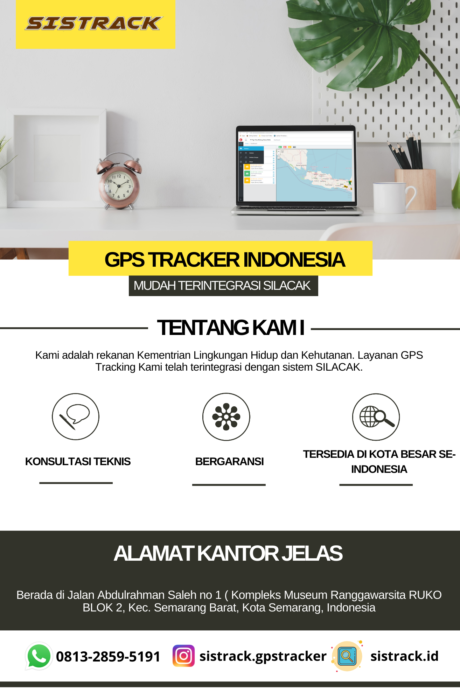 Cara Kerja GPS Tracker Sistrack