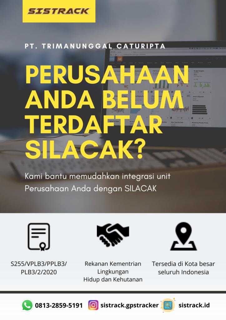 GPS Tracker Silacak Kalimantan