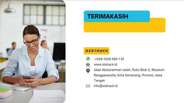 Sistrack GPS Tracker Indonesia